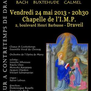 Choeur A Contretemps de Draveil Magnificat