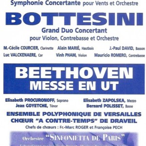 Messe en Ut Beethoven 2000