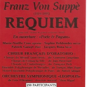 Franz Von Suppè Requiem 2002