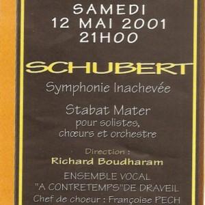 Schubert 2001