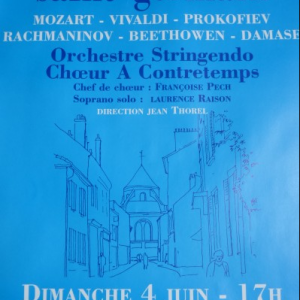 Concert Saint Germain Orly 2000