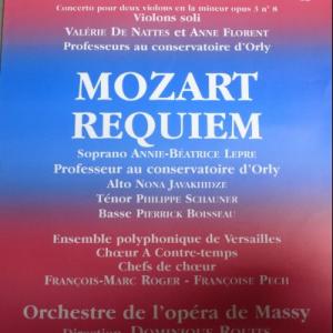 Requiem de Mozart 2002